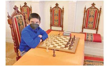 12-year-old from New Jersey becomes youngest chess grandmaster ever