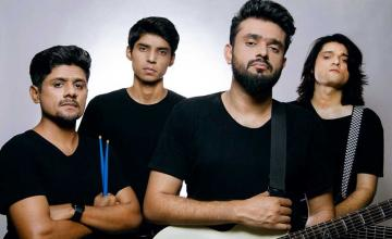 Rock band 'Auj' releases new single 'Nawazish'
