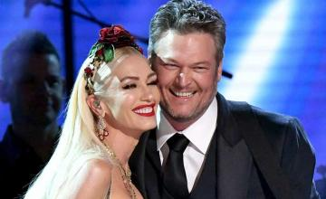 Gwen Stefani marries Blake Shelton in a dream wedding