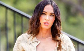 Megan Fox slams critics of her and Machine Gun Kelly's age difference