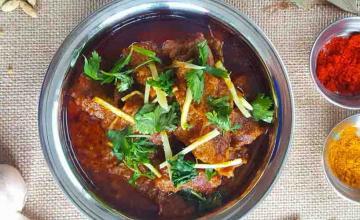 Beef Bhuna