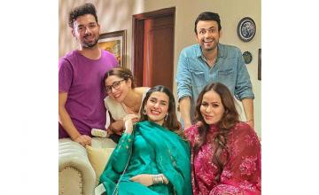 Hum Kahan Ke Sachay Thay is a complex story of three characters driving the plot