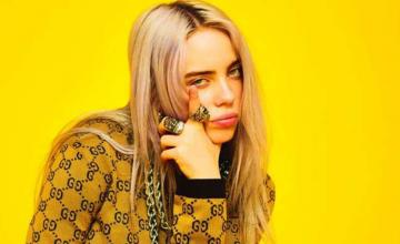 Billie Eilish claps back at haters who claim the singer is in her