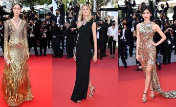 Fashion hits from the Cannes 2021