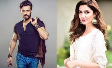 Mahira Khan, Zahid Ahmed and Sheheryar Munawar teaming up for an upcoming project