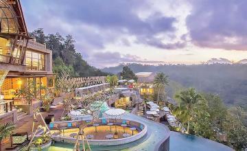 The Kayon Jungle Resort by Pramana Banjar Bresela, Indonesia