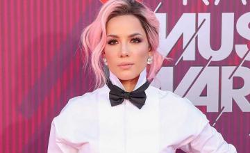 Halsey after being deliberately disrespected in interview will no longer do press