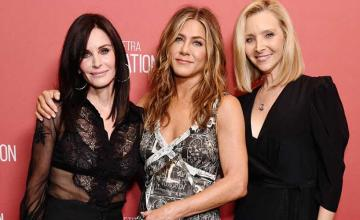 Friends Reunion Emmy nomination is not exactly what Courteney Cox was looking for