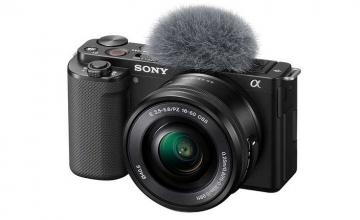 Sony launches its new ZV-E10, an E-mount camera for vloggers