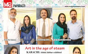 Art in the age of steam
