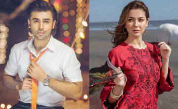 Hania Amir and Farhan Saeed to pair up for upcoming drama Jhooti
