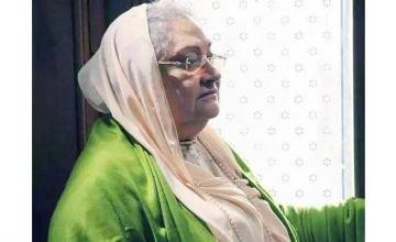 Veteran actress Durdana Butt passes away in her 80s