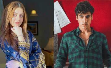 Midsummer Chaos famed Khushhal Khan to star opposite Alizeh Shah