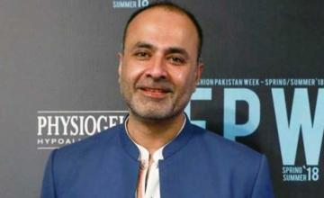 Deepak Perwani makes the fashion fraternity proud, got featured in 'Atlas OF Fashion Designers'
