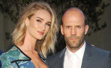 ROSIE HUNTINGTON AND JASON STATHAM ARE EXPECTING BABY NUMBER 2