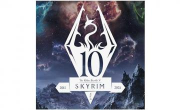 Skyrim is getting a next-gen upgrade after 10 years of its original release