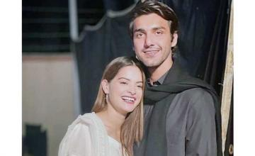Minal Khan and Ahsan Mohsin Ikram to get married in September