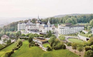 The Dolder Grand Hotel Zurich, Switzerland