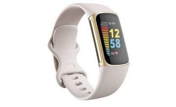 Fitbit has launched the new charge 5 with a rounded design and a colour screen