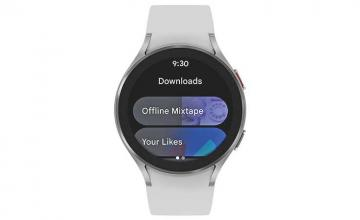 Google for Samsung's new watches has released the YouTube Music Wear OS app