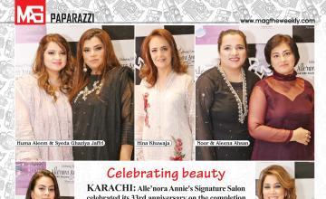 Celebrating beauty