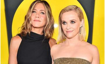 Reese Witherspoon and Jennifer Aniston return for the second season of The Morning Show