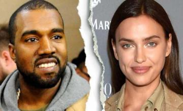 Kanye West and Irina Shayk split two months after a whirlwind romance