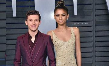 Tom Holland and Zendaya are shining in the first trailer for Spider-Man: No Way Home
