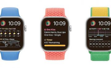 Apple Watch Series 7 may have new watchfaces
