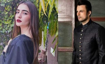 Usman Mukhtar and Merub Ali join the cast of 'Sinf-e-Aahan'