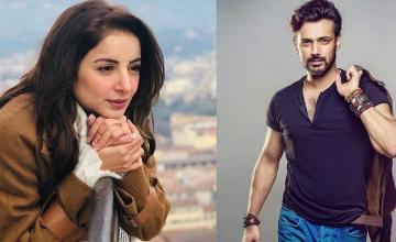 Sarwat Gilani and Zahid Ahmed to star together in a new Mehreen Jabbar project