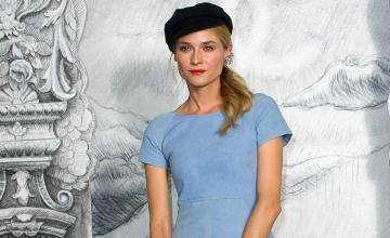 Diane Kruger and Norman Reedus are now finally engaged