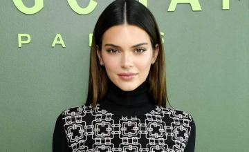 Kendall Jenner added a new impressive title to her fashion resume