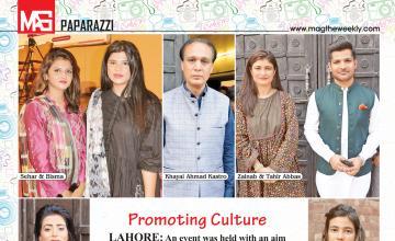 Promoting Culture