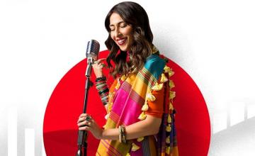 Meesha Shafi's new single is just what you need for a summer rooftop party