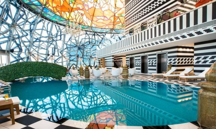HOTEL MONDRIAN DOHA DOHA, QATAR