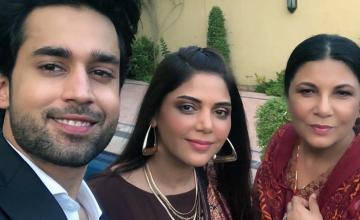 Hadiqa Kiani and Bilal Abbas Khan starrer 'Dobara' challenges the norms with its storyline