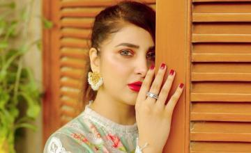 Areeba Habib to star in 'Nehar', which will tackle the menace of dowry