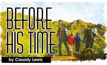 Before His Time By Cassidy Lewis