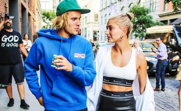 Hailey and Justin Bieber celebrate their third anniversary with a date night