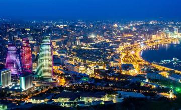 Basking in Baku