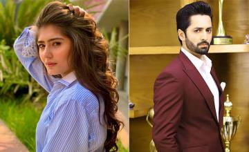Dur-e-Fishan Saleem and Danish Taimoor to star together in 'Ishq-e-Junoon'