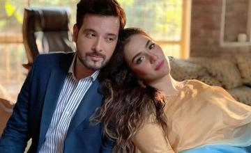 Humaima Malick and Mikaal Zulfiqar to pair up for an upcoming short film 'Half Cooked'