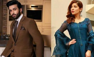 Ayesha Omar and Azfar Rehman to pair up after six years for 'Bisaat'