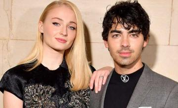 Joe Jonas and Sophie Turner stepping into a fairytale with their new Miami home
