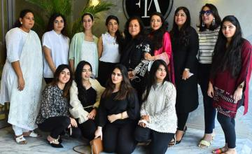 Farah Talib Aziz expands her brand power with an all new flagship store in Karachi