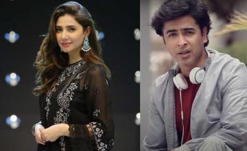 Mahira Khan and Shehzad Roy are now educating people to get vaccinated