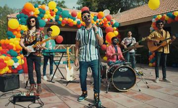 KASHMIR The Band's new song 'Ayi Bahaar' is sure to put you in a happy mood