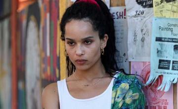 Zoë Kravitz's upcoming album will explore her divorce from Karl Glusman
