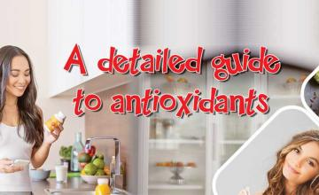A detailed guide to antioxidants
